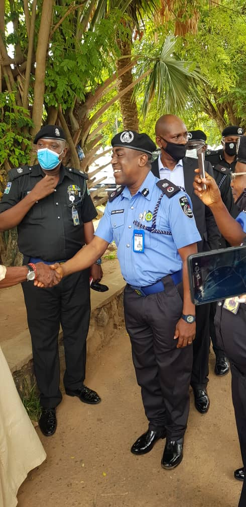 new_oyo_commissioner_of_police